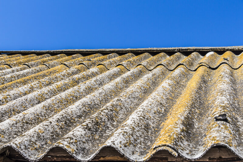 Asbestos Garage Roof Removal Costs Essex United Kingdom
